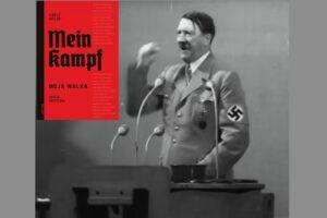 """Adam Mazguła: """"Mein kampf"""" Hitlera opublikowany w PiS-Polsce"""