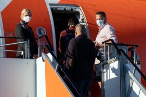 Obowiązkowe testy na koronawirusa przed wjazdem do Wielkiej Brytanii