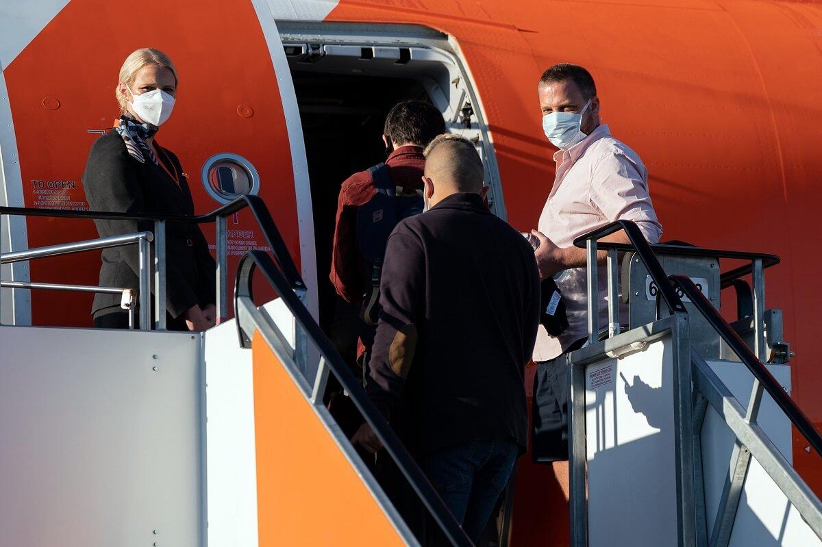 Od 18 stycznia obowiązkowe będzie okazanie negatywnego wyniku testu na obecność koronawirusa przed wjazdem do Wielkiej Brytanii