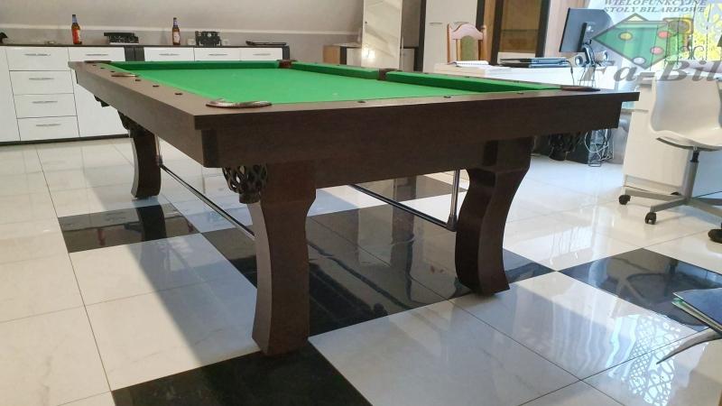 Własny stół do bilarda?