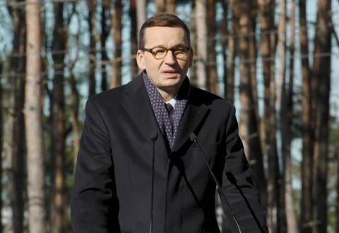 """Adam Mazguła: Mitoman przyłączył Pomorze Zachodnie do Polski. """"To potężne wiertło będzie kruszyć (…) bariery słabości i niemożności"""""""