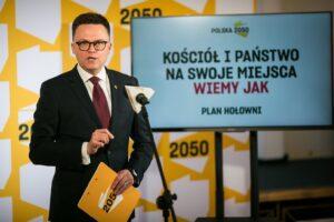 Marcin Zegadło:  czego w poparciu dla Hołowni nie mogę ogarnąć