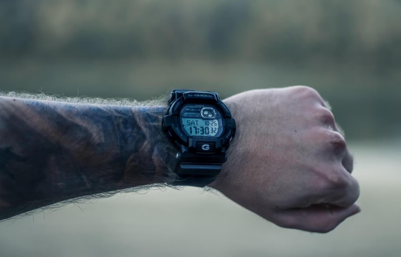5 zegarków Casio, które urzekną każdego miłośnika bushcraftu