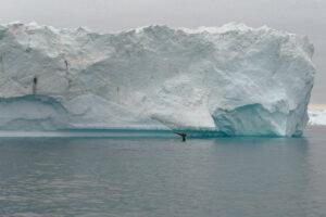 Grenlandia topnieje. Już wkrótce proces ten stanie się nieodrwacalny