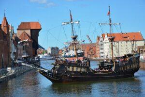 Poziom Bałtyku będzie rósł. Długi Targ w Gdańsku znajdzie się pod wodą