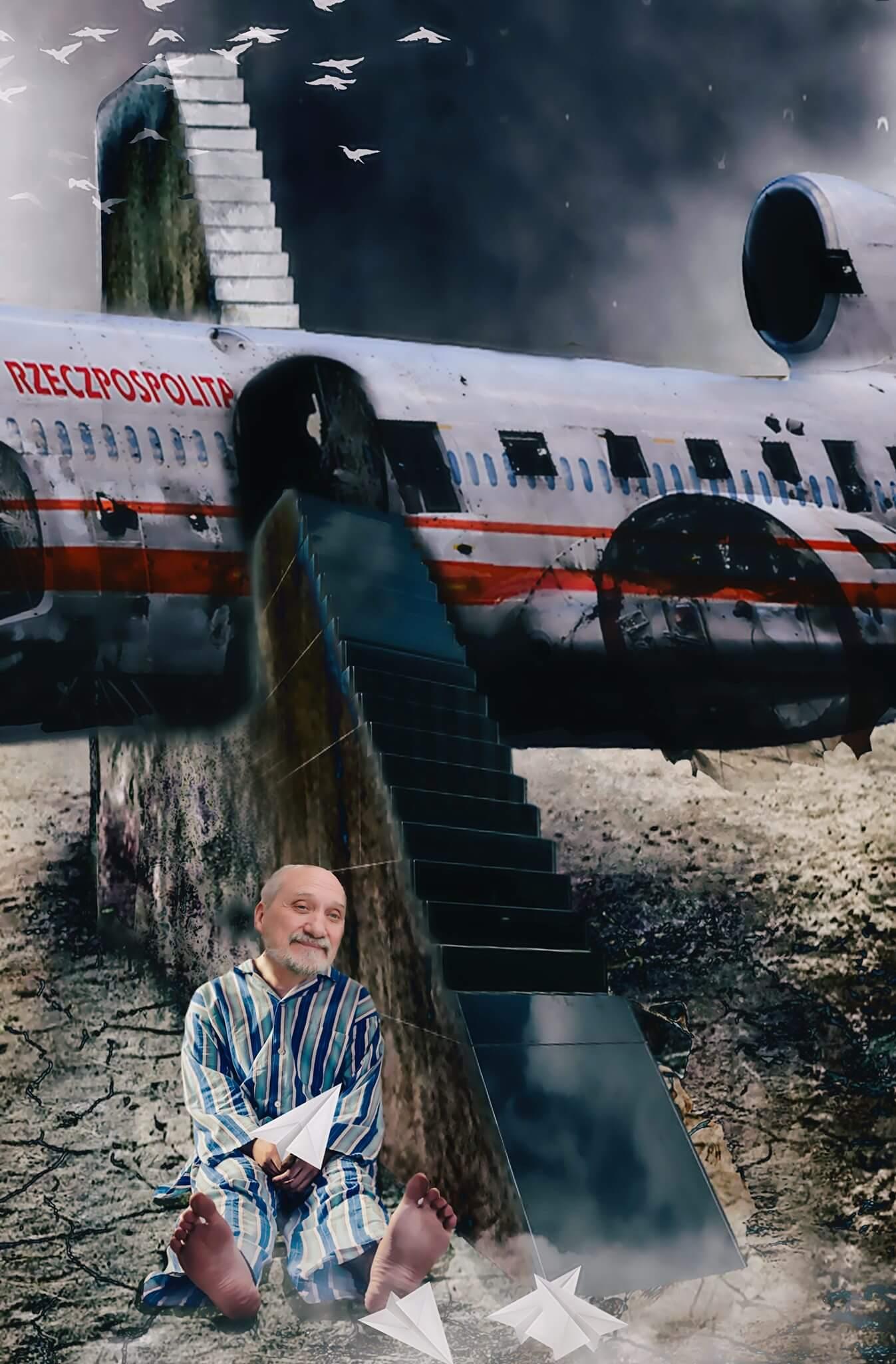 Krzysztof Skiba: Sprzedawcy papierowych samolocików, czyli smoleńska ściema