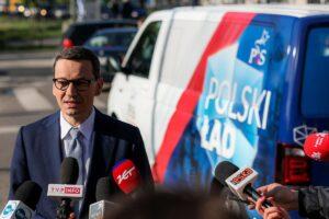 Bruksela oczekuje wycofania z Trybunału Konstytucyjnego wniosku Morawieckiego dotyczącego kolizji prawa unijnego i konstytucyjnego