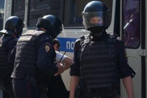 Rosja. Bezprecedensowa skala represje wobec dziennikarzy