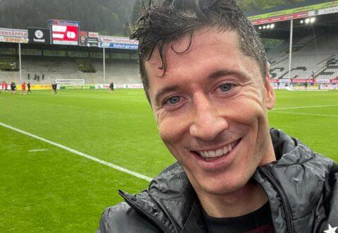 Robert Lewandowski piłkarzem roku w Niemczech. Drugi rok z rzędu