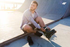 Czy warto jeździć na rolkach?