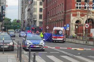 Katowice. Kierowca autobusu który celowo przejecha 19-latkę, odpowie za zabójstwo. Grozi mu dożywocie