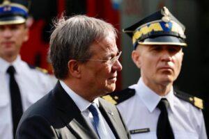 Kandydat na kanclerza Niemiec w Warszawie: Bez Polski UE nie ma przyszłości