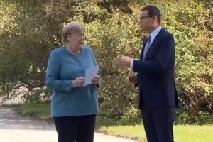 Niemiecka prasa: afront Dudy wobec Merkel
